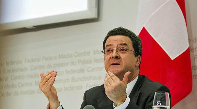 Yves Rossier, Staatssekretär des EDA