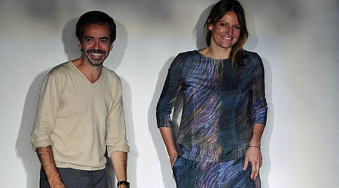 'Clements Ribeiro'-Designer: Inacio und Suzanne.