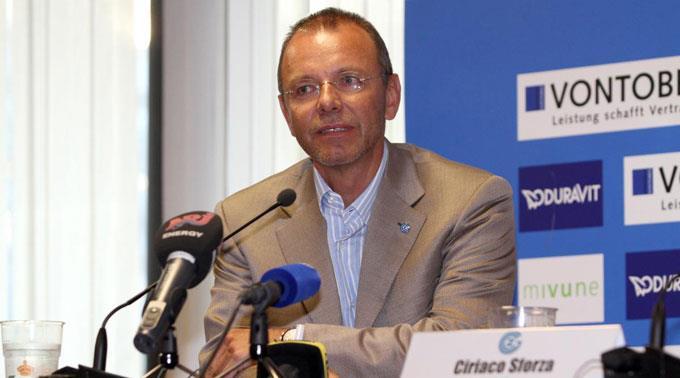 Roland Leutwiler tritt als Präsident bei den Grasshoppers zurück.