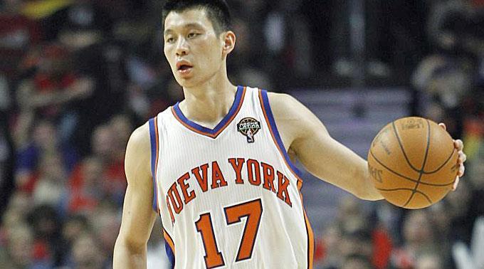 Jeremy Lin wird nächste Woche am linken Knie operiert.