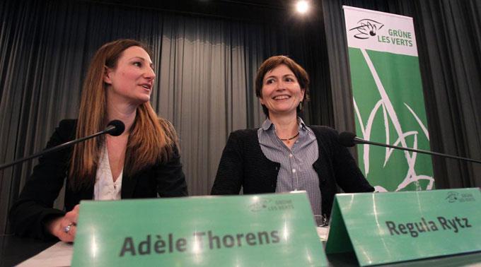 Adèle Thorens