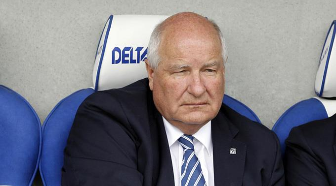 FCL-Präsident Walter Stierli.