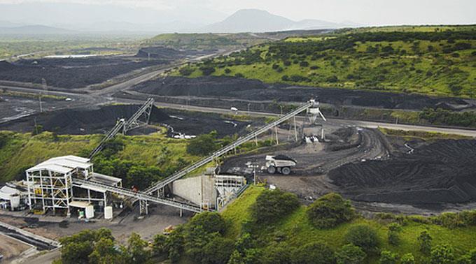 Der Bergbaukonzern musste einen grossen Gewinnrückgang verbuchen.