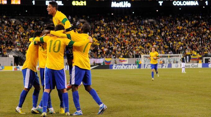 Die Seleção startet gegen Japan.