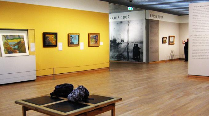 Das Gemälde soll ins Van Gogh-Museum kommen.