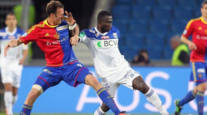 Basel empfängt heute Abend Lausanne-Sport.