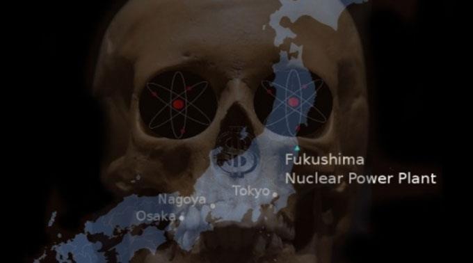 Momentane Verstrahlungsstufe in Fukushima: 3.