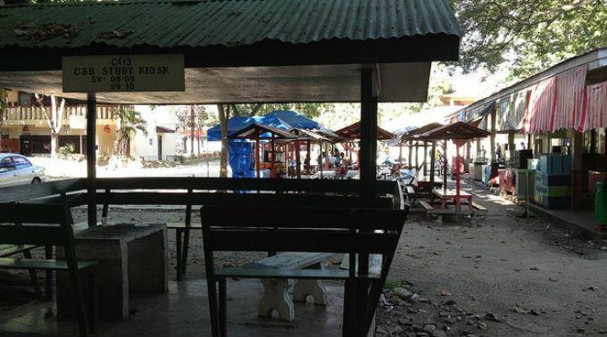 Die Bedrohung für Zamboanga ist vorüber.