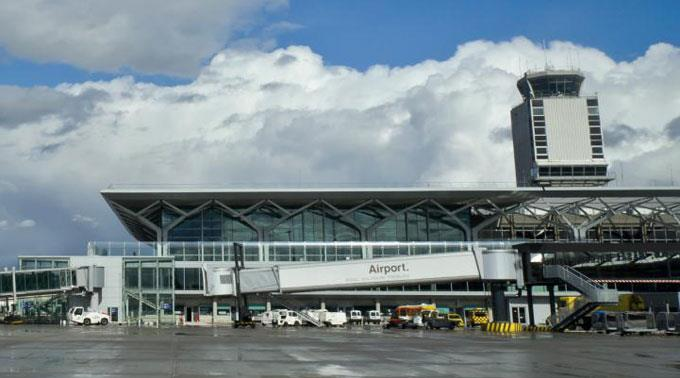 Am EuroAirport kamen sich zwei Flugzeuge nahe.