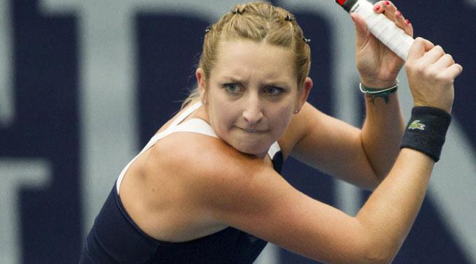Nach der Finalqualifikation besiegte Bacsinszky Jelena Jankovic.