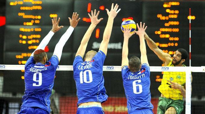 Frankreich triumphiert erstmals an der Volleyball-Europameisterschaft der Männer. (Archivbild)