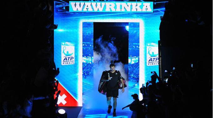 Heute gehts für Wawrinka gegen Roger Federer.
