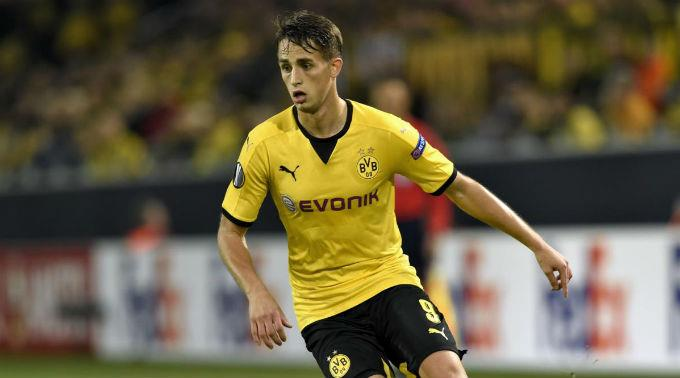 Adnan Januzaj verlässt Dortmund frühzeitig.