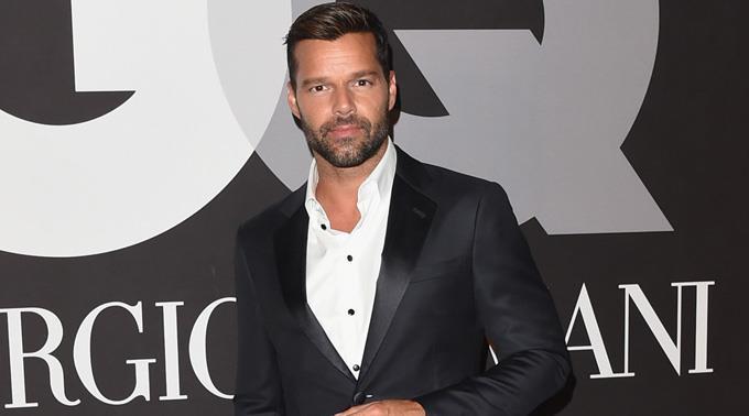 Ricky Martin ist momentan Single.