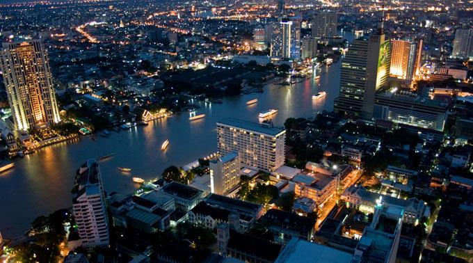 Bangkok geht 2017 an die Urne.