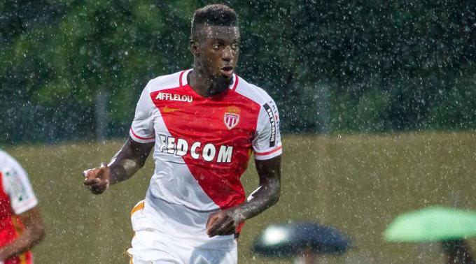 Der früh eingewechselte defensive Mittelfeldspieler Tiémoué Bakayoko traf neun Minuten vor Schluss mittels Kopfball für die Monegassen. (Archivbild)