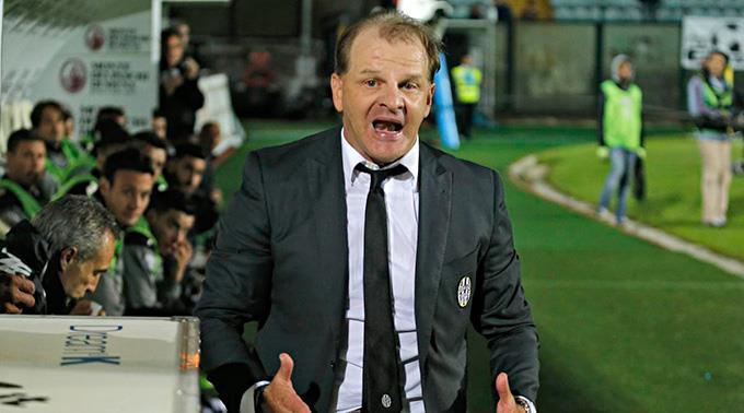 Trainer Giuseppe Iachini.