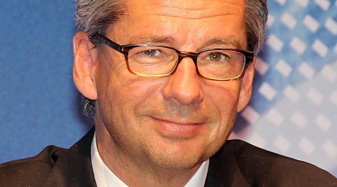 Ulrich Grillo, Präsident des BDI.