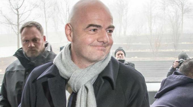 Gianni Infantino will den Videobeweis erstmals bei Freundschaftsspielen testen.