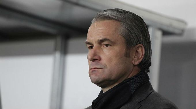Bernd Storck hat seinen Vertrag bis 2018 verlängert.