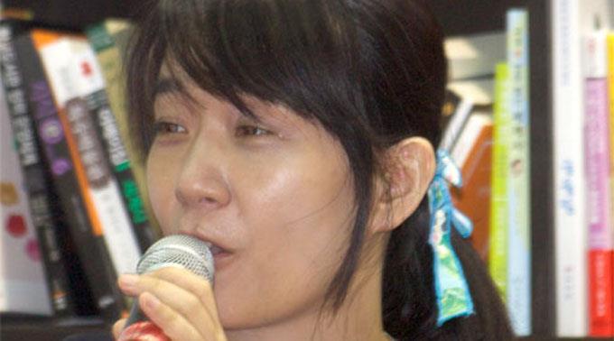 Die Südkoreanerin gewann den Preis für ihr Roman «The Vegetarian».